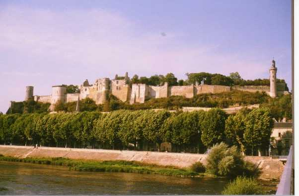 Chinon France  City new picture : Theirs is an intruiging story, and we recommend watching the movie ...